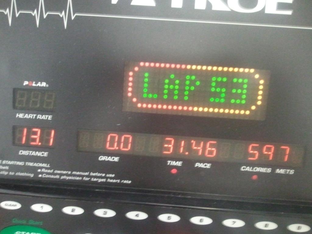 Insights on Treadmill Distance Running