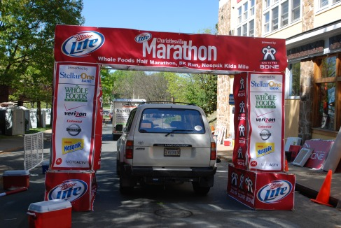 Charlottesville Marathon Expo and Bra*Kette Offer